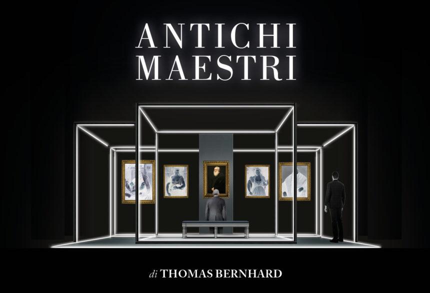 ANTICHI MAESTRI 22-23 Luglio al Napoli Teatro Festival