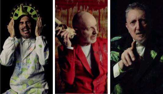 Vasari. Le vite | opera-video di Federico Tiezzi a Palazzo Fabroni